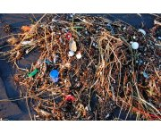Masses of plastic particles found in Great Lakes