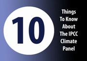 10 Things To Know About The IPCC Climate Panel
