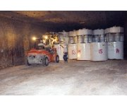 New Mexico nuclear repository monitored for radiation