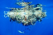 270,000 tons of plastic waste floating in oceans