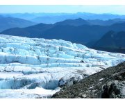 Scientists, tribe study shrinking Washington state glacier