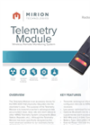 Model DMC 3000 - Telemetry Module Brochure
