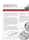 Amistco Orifice Riser Type Technical Bulletin