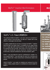 MistFix Insertion Mist Eliminators - Brochure