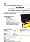 Ideal Combustion Analyzer IM1440H- Brochure