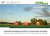 RAITA Environment Technology Domectis Systems - General Brochure