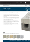 Pave Drain Combining Paving and Linear Drainage Brochure