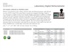Salinity - Model 300033-300036 - Lab Digital Refractometer- Brochure
