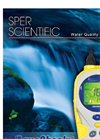 AquaShock - Model 850057K - pH Meters- Brochure