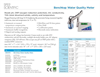 Model 860033 - Benchtop Water Quality Meter- Brochure