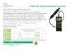 Sper Scientific - Model 800002 - Infrared IR Thermometer Narrow Focus - Datasheet
