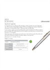 Sper Scientific - Model 330005 - Ultraviolet UV Light Pen - Datasheet