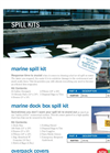 Marine Spill Kit - Brochure
