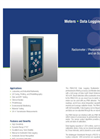 Model PMA2100 - Data Logging Radiometer Brochure