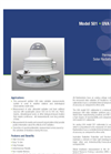 Model 501 - UVA Radiometer Brochure