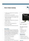Global Gateway Brochure