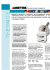THERMOX - Insitu Replacement Probes Brochure