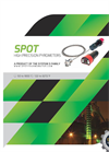 AMETEK - Model SPOT Range - Innovative Stand-alone Infrared Thermometer - Brochure