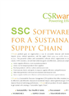 Sustainable Supply Chain (e-Procurement)