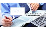 Sustainable Supply Chain Scorecards
