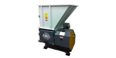 AWC - Model GXS2250 - Single Shaft Shredder