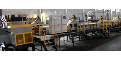 AWC Engineering - Plastic Recycling Plants