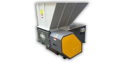 AWC - Model GXS2260 - Single Shaft Shredder