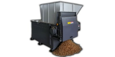 AWC - Model GXS40100 - Single Shaft Shredder