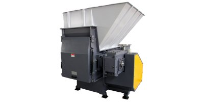 AWC - Model GXS4080 - Single Shaft Shredder