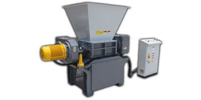 AWC Engineering - Model GXT2160 - Twin Shaft Shredder