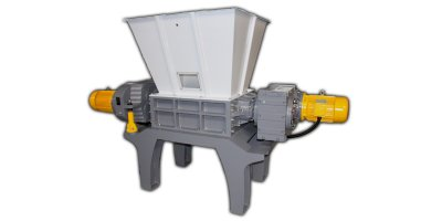 AWC Engineering - Model GXT2180 - Twin Shaft Shredder