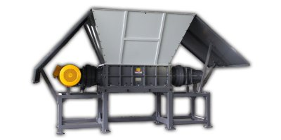 AWC Engineering - Model GXT40160 - Twin Shaft Shredder