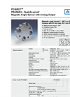 ASM PRAS5EX Magnetic Angle Sensor Data Sheet