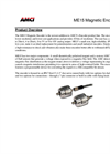 AMCI ME15 Rotary Encoder Data Sheet