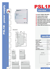 Hiquel PSL1M Power Supply Data Sheet