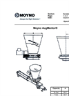 Moyno AugMentor - Pump Stuffer Ensures Reliable, Positive Feeding of High-Viscosity Materials – Specifications