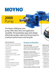 2000 Pumps Bulletin