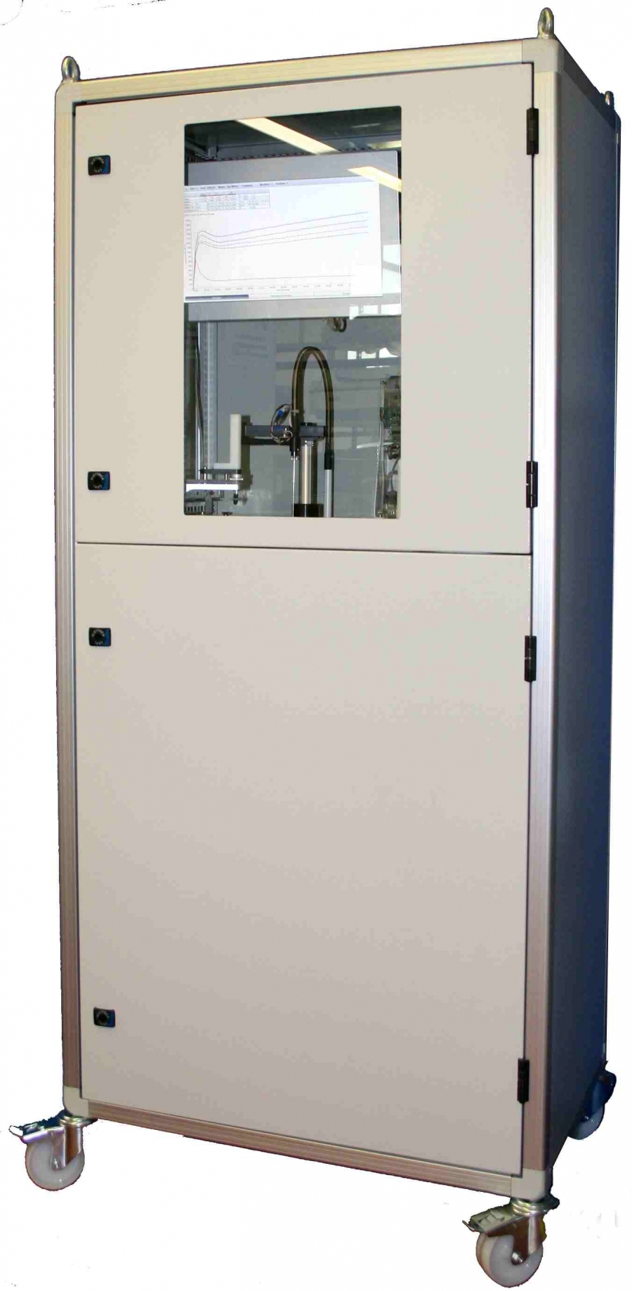 SYSTEA - Model EASYCHEM COLI online - Total coliforms & E.coli analyzer