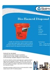SolmeteX - Bio-Hazard Sharps Disposal Datasheet