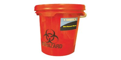 SolmeteX - Bio-Hazard Sharps Disposal