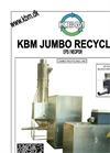 KBM JUMBO Recycling EPS EPP