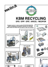 KBM Recycling Overview EPS EPP English