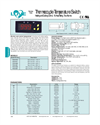 Thermocouple Temperature Switch Series TCS Price Catalog