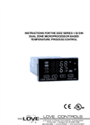 Temperature Controller - Series 32DZ Manual