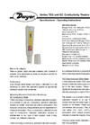 Conductivity Tester - Series EC Manual