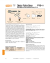 Detector Position Sensor - Series DT Catalog