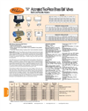 Automated Ball Valve - Series ABV Catalog
