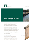 Turbidity Curtain Product Overview Brochure