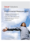 Air Quality Measurement Solutions Brochure