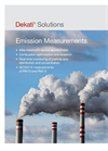 Emission Measurement Solutions Brochure